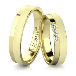 Snubní prsteny - Nezlomný NEPTUN