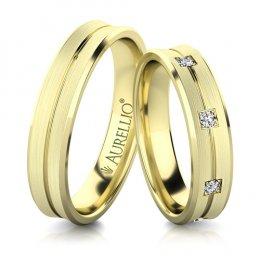Snubní prsteny - Hvězdný NEPTUN