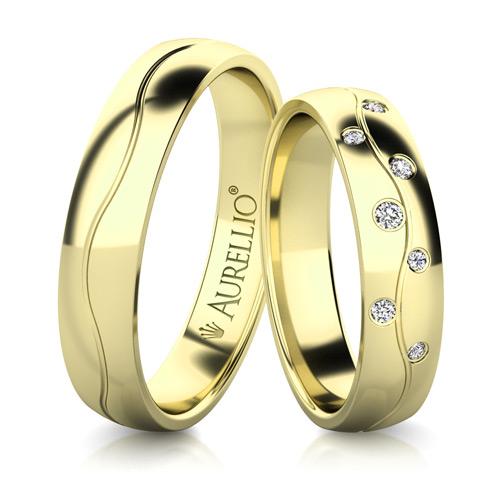 Snubní prsteny - Vzkvétající MERKUR 1. fotka