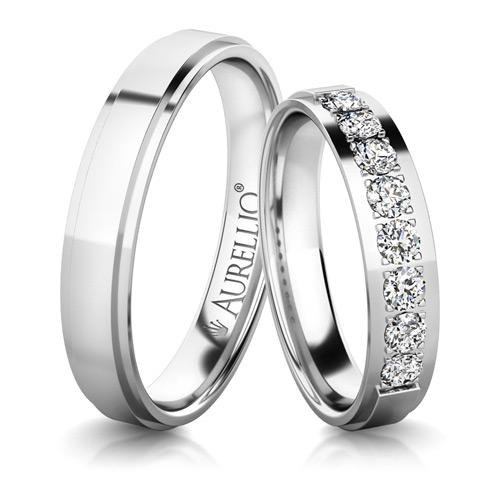 Snubní prsteny - Špičková ZEMĚ 1. fotka