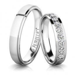 Snubní prsteny - Špičková ZEMĚ