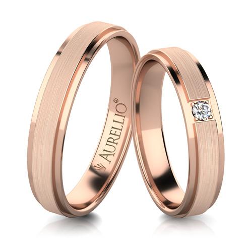 Snubní prsteny - Aristokratický SATURN 1. fotka