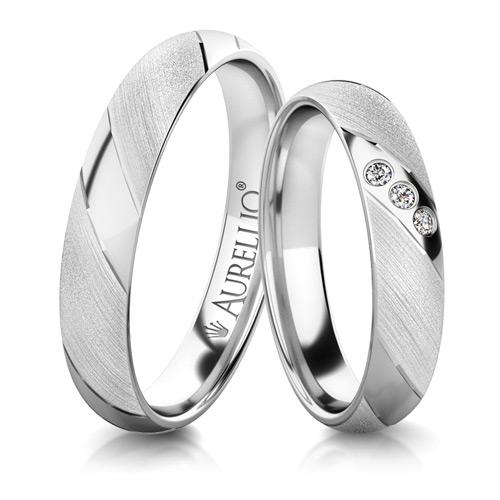 Snubní prsteny - Poddajné PLUTO 1. fotka