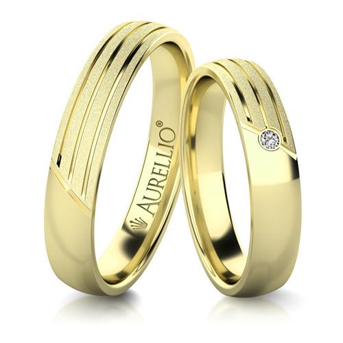 Snubní prsteny - Triumfální ZEMĚ 1. fotka
