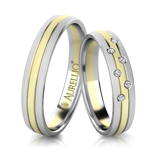Snubní prsteny - Úrodný NEPTUN  1. fotka