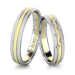 Snubní prsteny - Úrodný NEPTUN