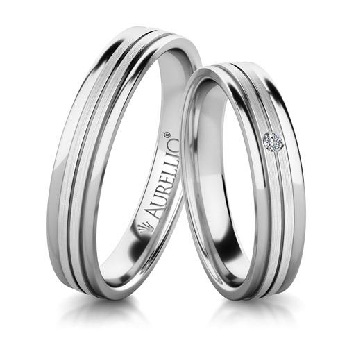 Snubní prsteny - Pozorný SATURN 1. fotka