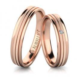 Snubní prsteny - Pozorný SATURN