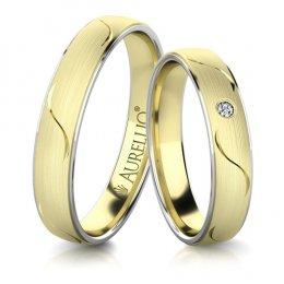Snubní prsteny - Harmonické SLUNCE
