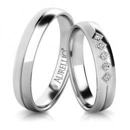 Snubní prsteny - Poctivý SATURN