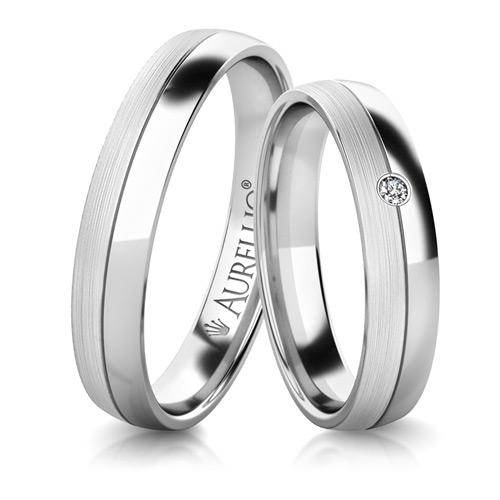 Snubní prsteny - Pevný MARS 1. fotka