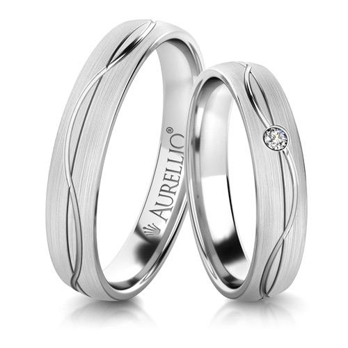 Snubní prsteny - Výjimečná VENUŠE 1. fotka