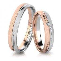 Snubní prsteny - Výjimečná VENUŠE