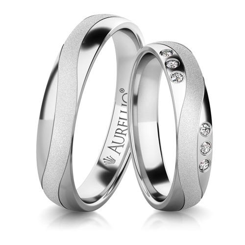 Snubní prsteny - Osudová VENUŠE 1. fotka
