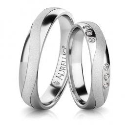 Snubní prsteny - Osudová VENUŠE
