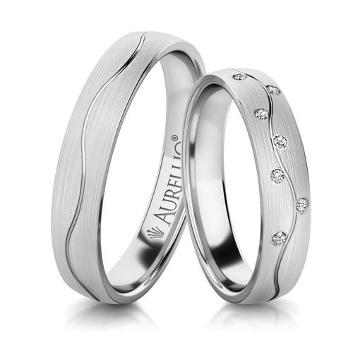 Snubní prsteny - Laskavé PLUTO 1. fotka