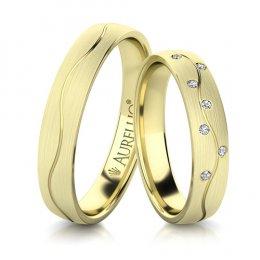 Snubní prsteny - Laskavé PLUTO