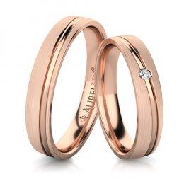 Snubní prsteny - Čisté PLUTO