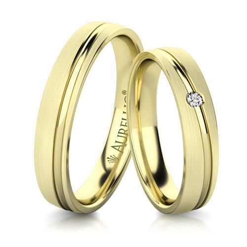 Snubní prsteny - Čisté PLUTO 1. fotka