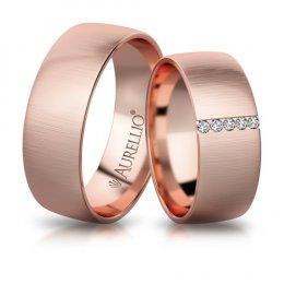Snubní prsteny - Opásaný MARS