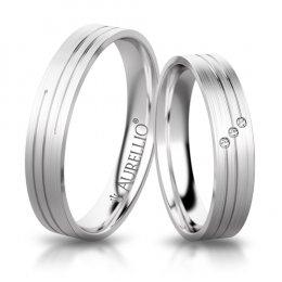 Snubní prsteny - Vesmírný MARS
