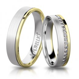 Snubní prsteny - Chrabrý MARS
