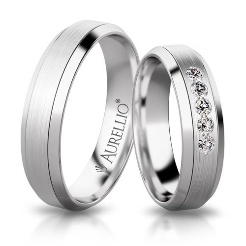 Snubní prsteny - Neodolatelný MARS 1. fotka