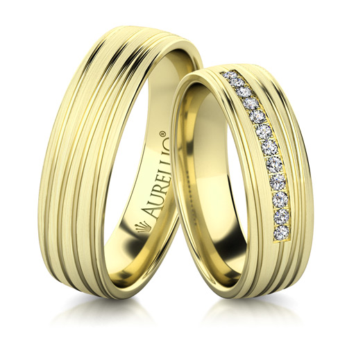 Snubní prsteny - Dobrodružné PLUTO 1. fotka