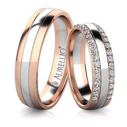 Snubní prsteny - Jiskřivý JUPITER 1. fotka