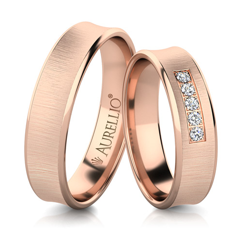 Snubní prsteny - Mystické PLUTO 1. fotka
