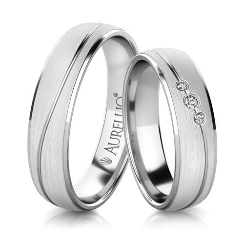 Snubní prsteny - Rajské SLUNCE 1. fotka