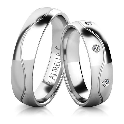 Snubní prsteny - Nádherná VENUŠE 1. fotka
