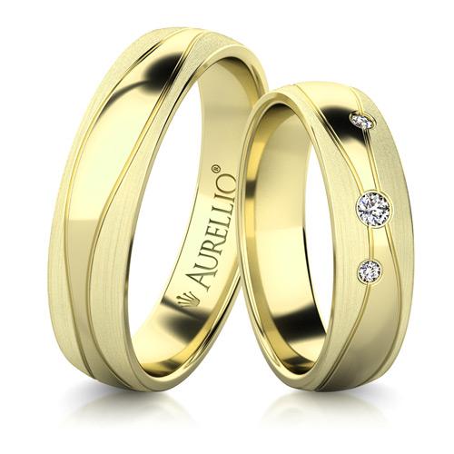 Snubní prsteny - Dokonalý JUPITER 1. fotka