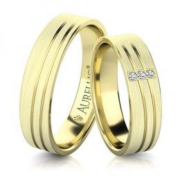 Snubní prsteny - Vrcholný JUPITER