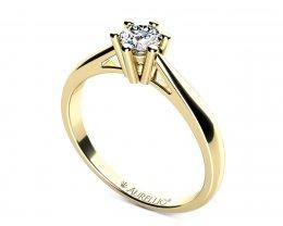 Zásnubní prsten - Hvězda Bellatrix