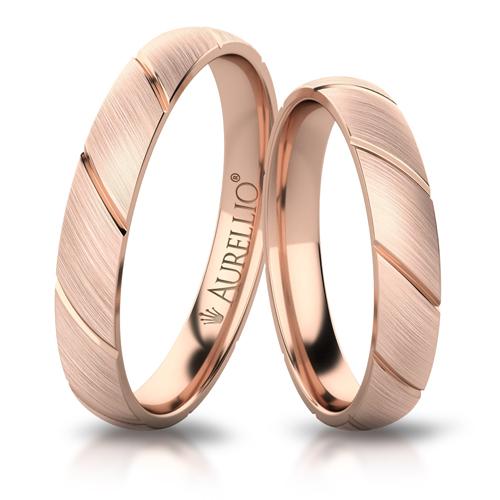 Snubní prsteny - Deštivý MERKUR 1. fotka