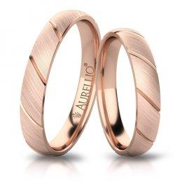 Snubní prsteny - Deštivý MERKUR