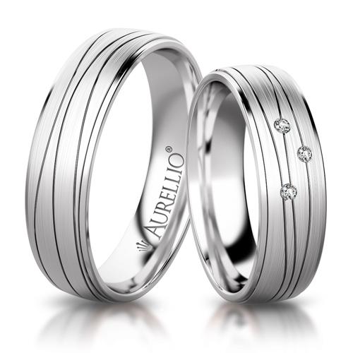 Snubní prsteny - Divoký JUPITER 1. fotka
