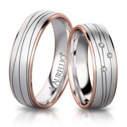 Snubní prsteny - Divoký JUPITER