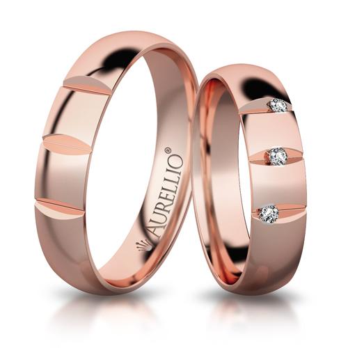 Snubní prsteny - Energický JUPITER 1. fotka