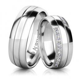 Snubní prsteny - Ryzí SLUNCE