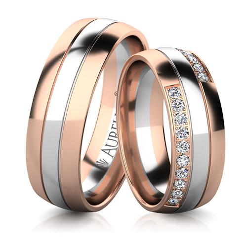 Snubní prsteny - Ryzí SLUNCE 1. fotka