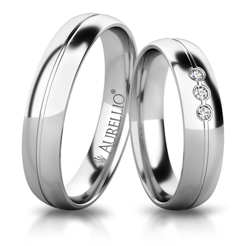 Snubní prsteny - Zázračné SLUNCE 1. fotka