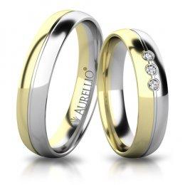 Snubní prsteny - Zázračné SLUNCE