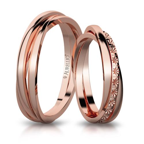 Snubní prsteny - Skvostný URAN 1. fotka