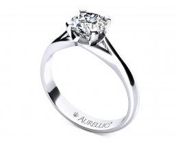 Zásnubní prsten - Hvězda Vega