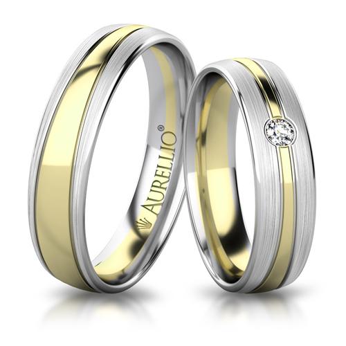 Snubní prsteny - Nebeský JUPITER 1. fotka