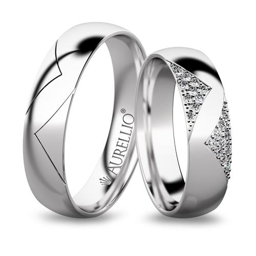 Snubní prsteny - Hornatá ZEMĚ 1. fotka
