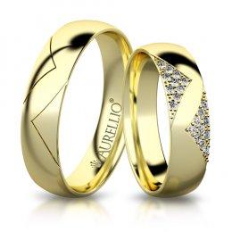 Snubní prsteny - Hornatá ZEMĚ