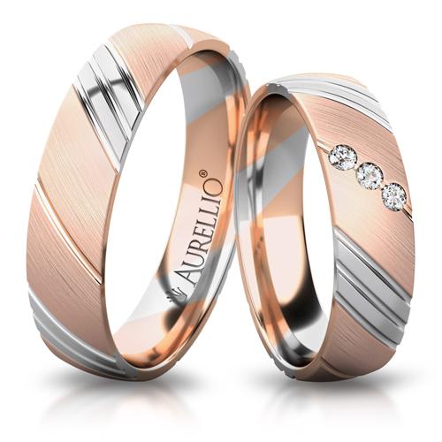 Snubní prsteny - Hřejivé SLUNCE 1. fotka
